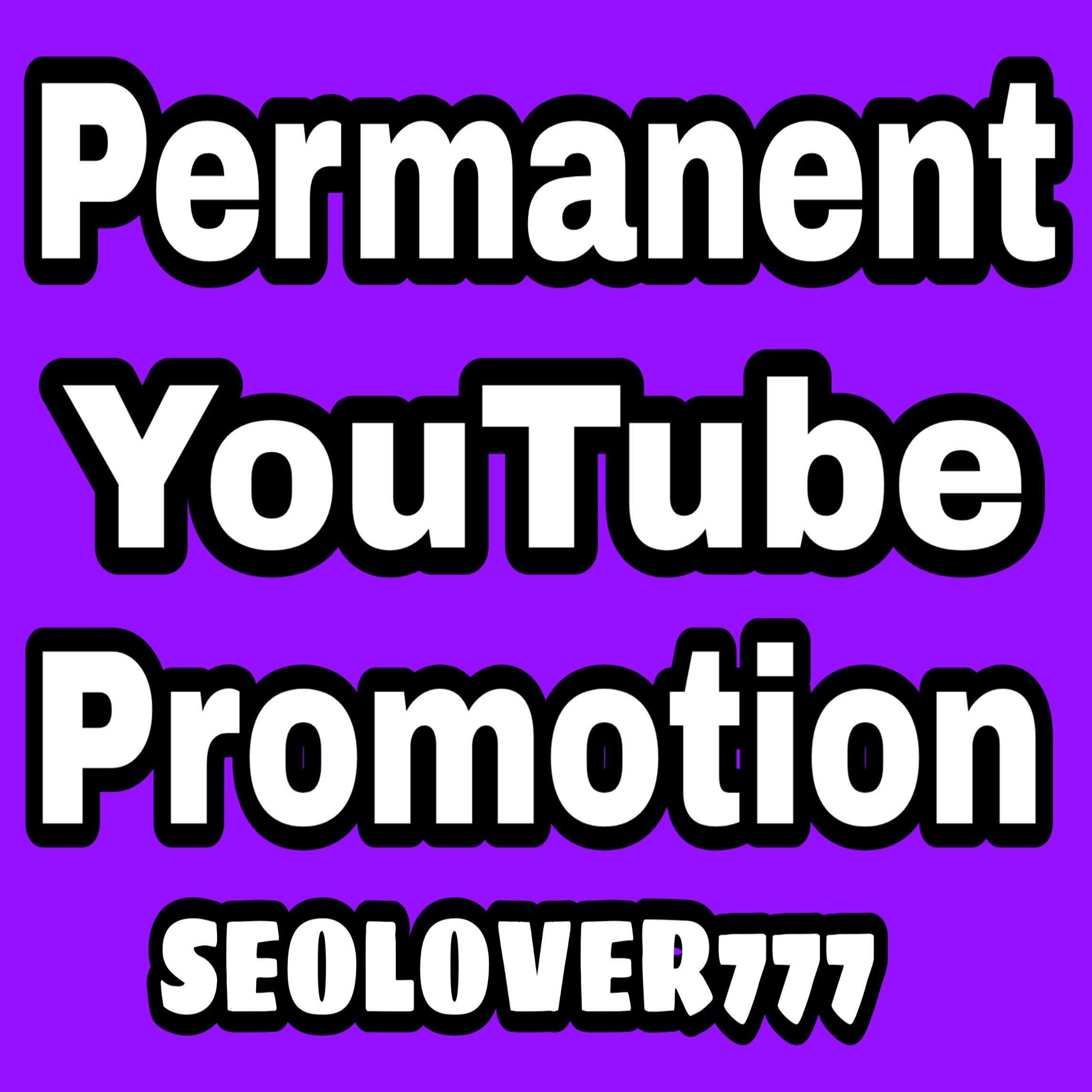YouTube Promotion high quality & non drop via real users within 2-3 hours completed