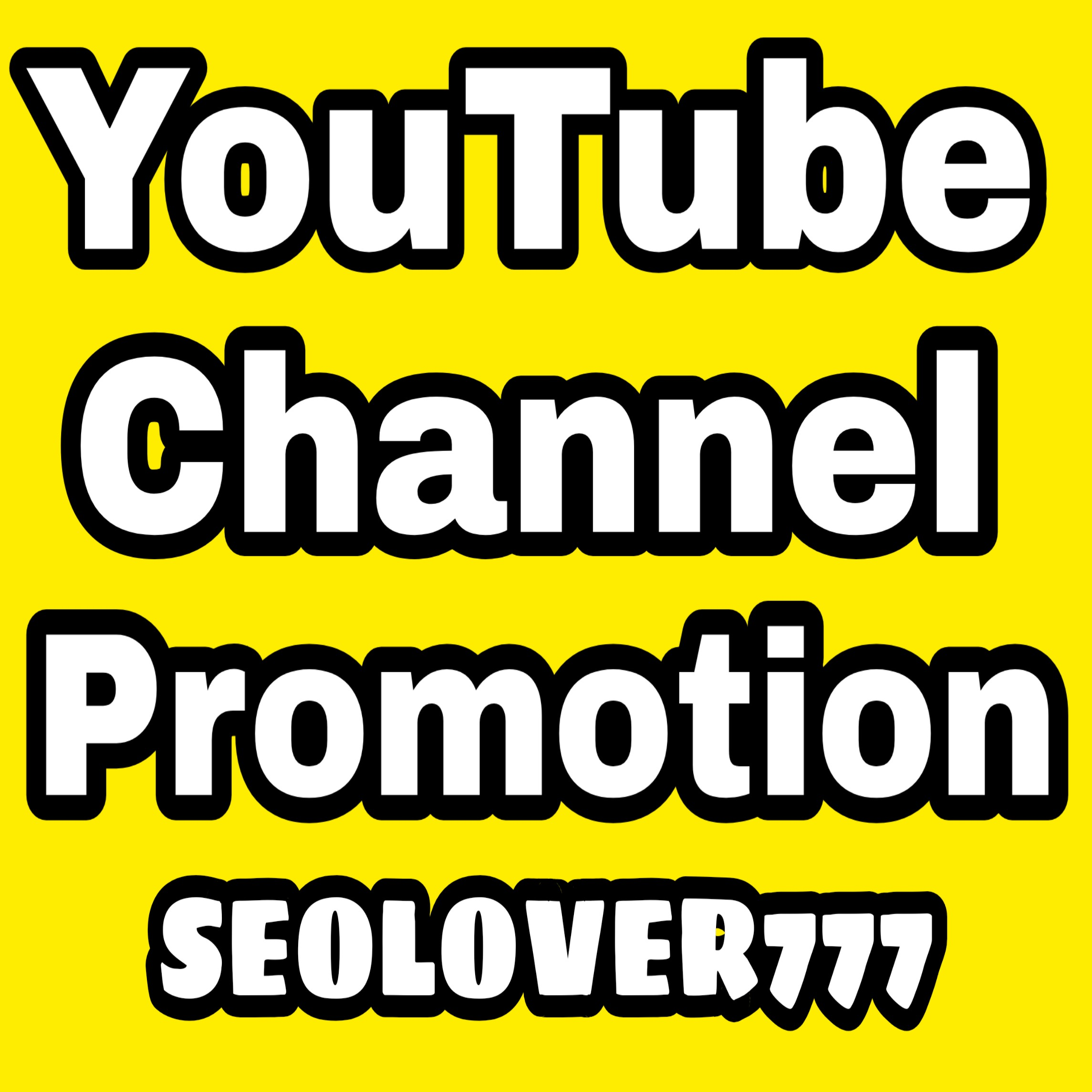 YouTube promotion permanent & non drop via real and active users with very fast completed only