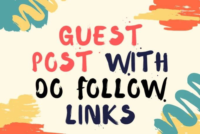 Guest post on DA 23 website Instant Approval