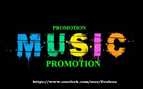 Music Promotion to your Track or song