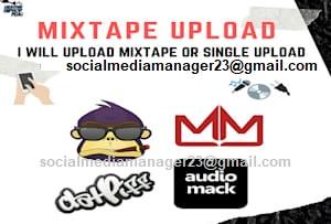 Spinrilla Upload for indie artists