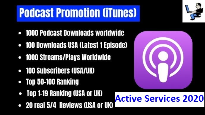 promote and advertise your podcast increase downloads and generate sub