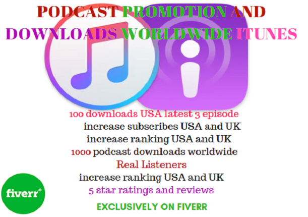 promote and advertise your podcast increase downloads marketing