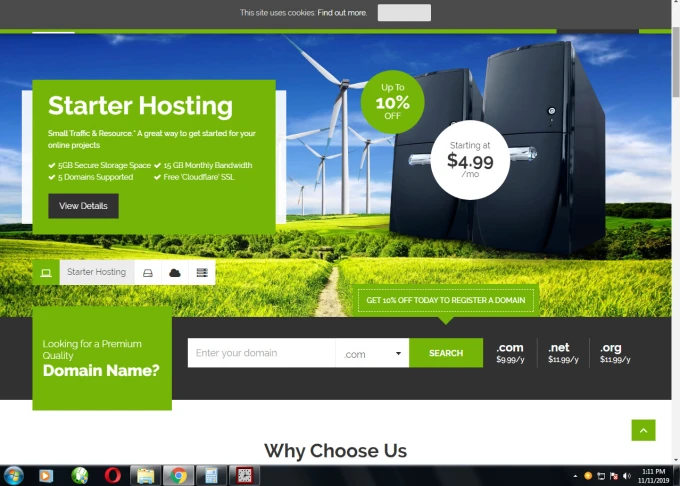 I will make you a webhost reseller