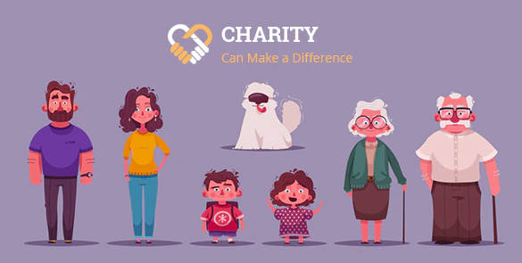 Charity Build your own Donation System PHP Script