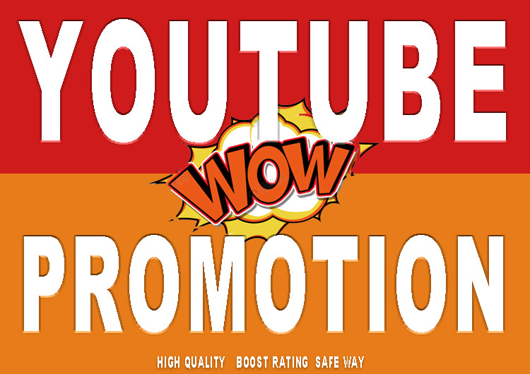 High Quality YouTube Video Seo Promotion and Marketing Fast