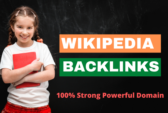 Create A Powerful Niche Relevant High Authority Wikipedia Backlink