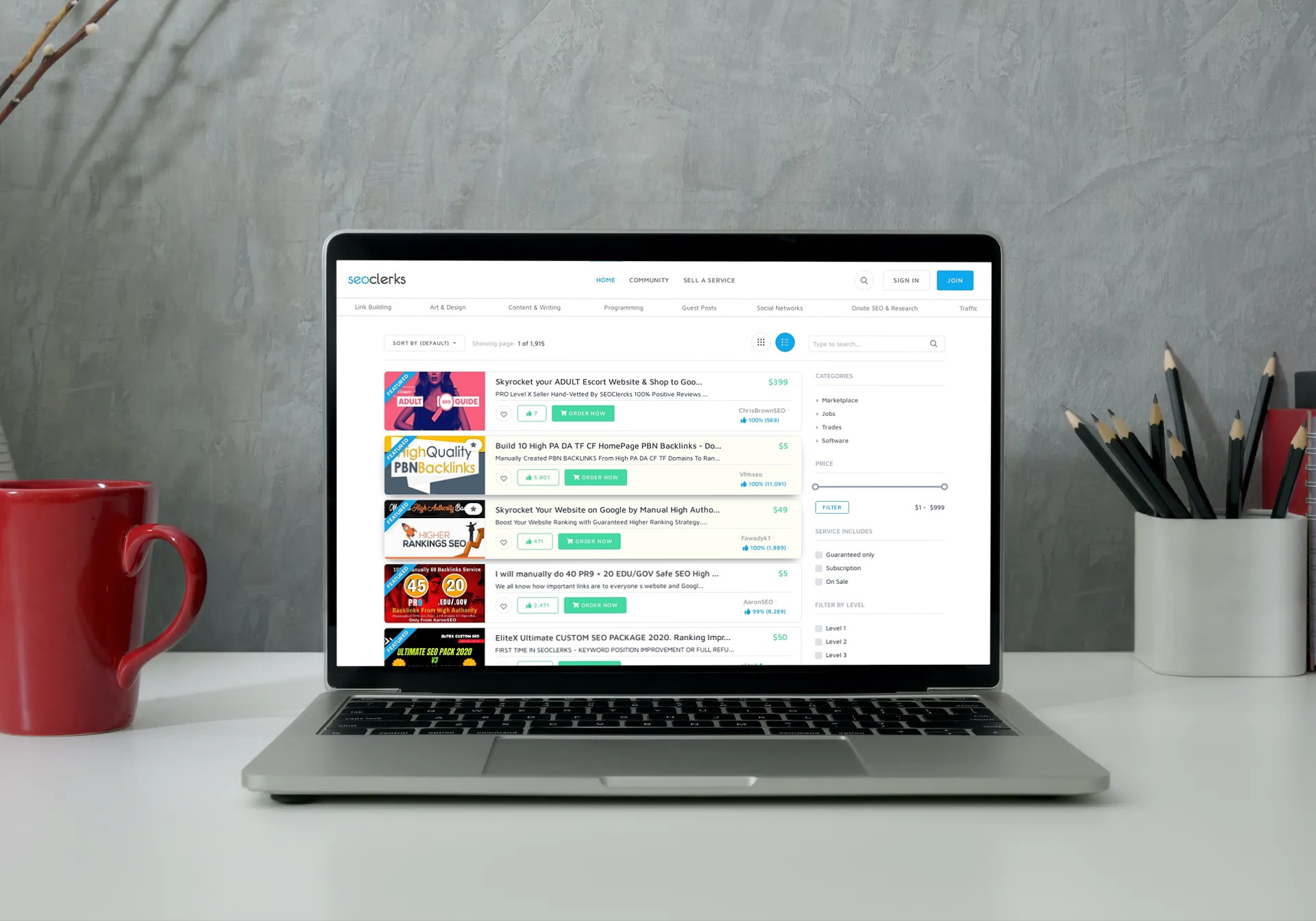 Create Laptop Mockup For Your Website Screenshot