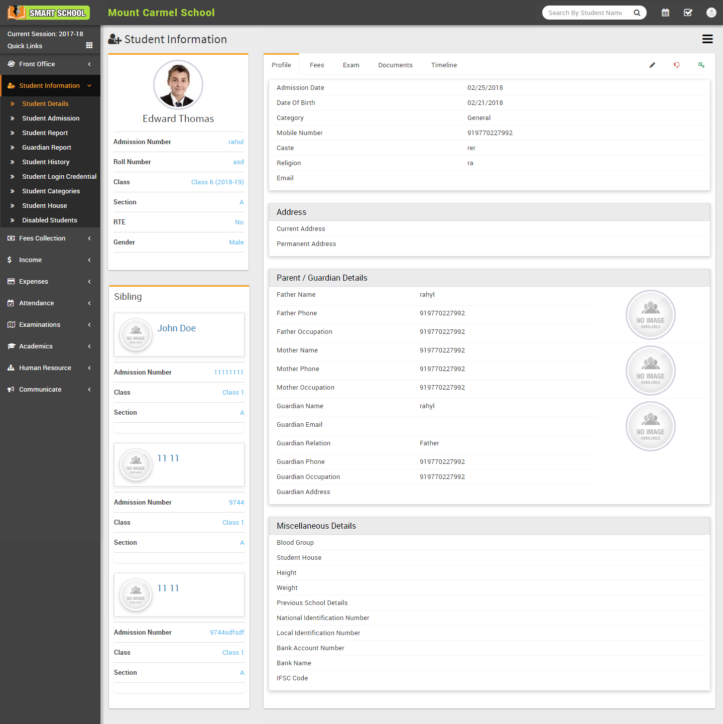 i will make school management system in php/wordpress