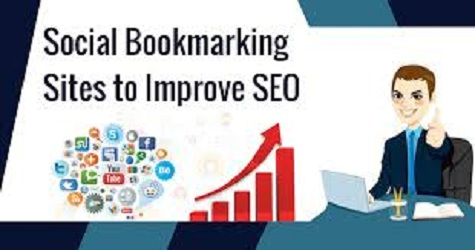 I will do 35 social bookmarking on high PR backlinks
