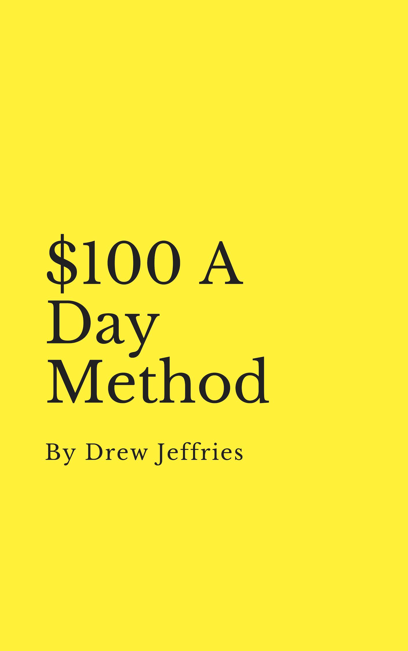 6 Ways To Make 100 A Day GUARANTEED Method!