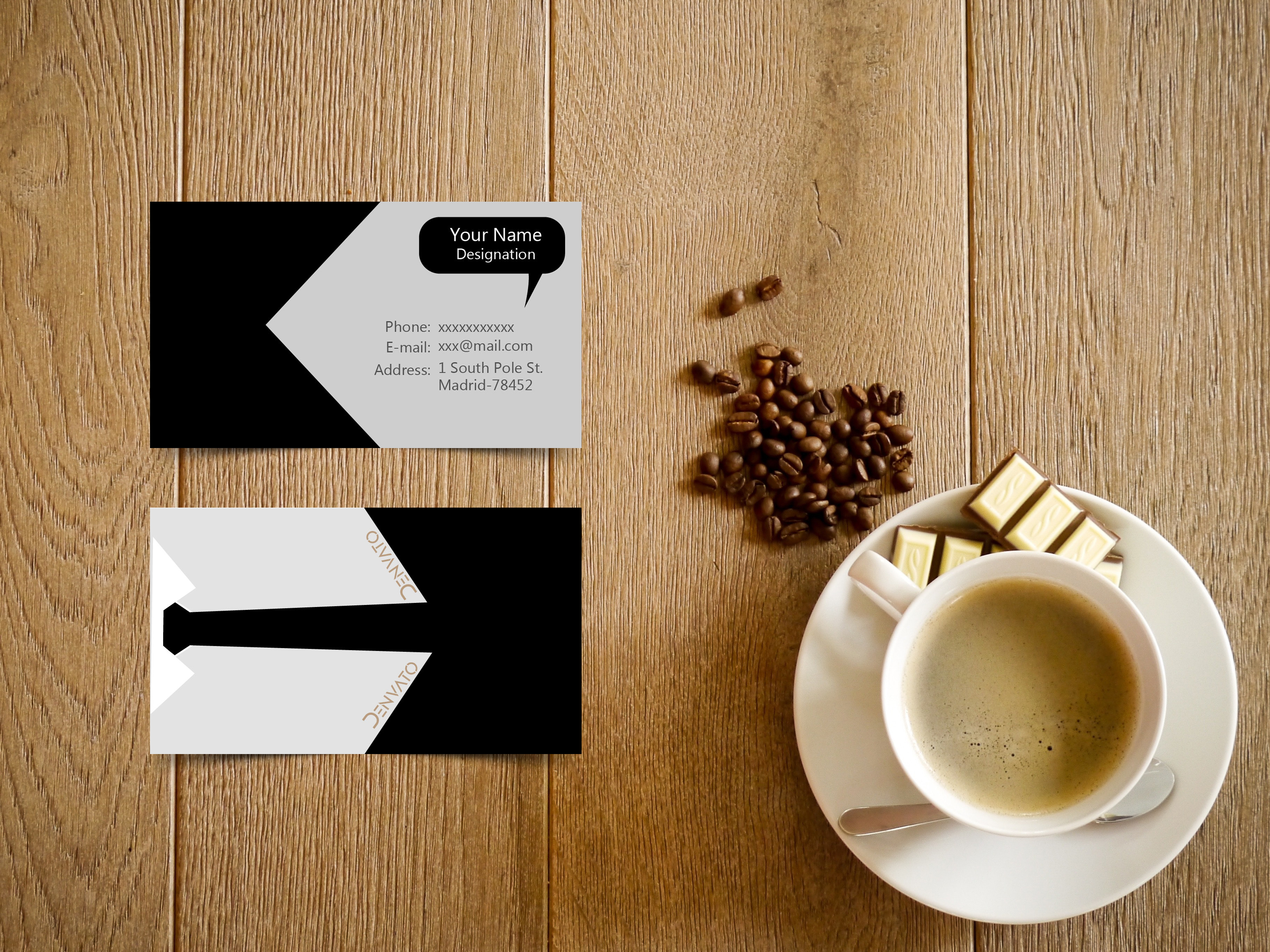 I'l Design Professional Corporate and Individual Business Cards for your good office