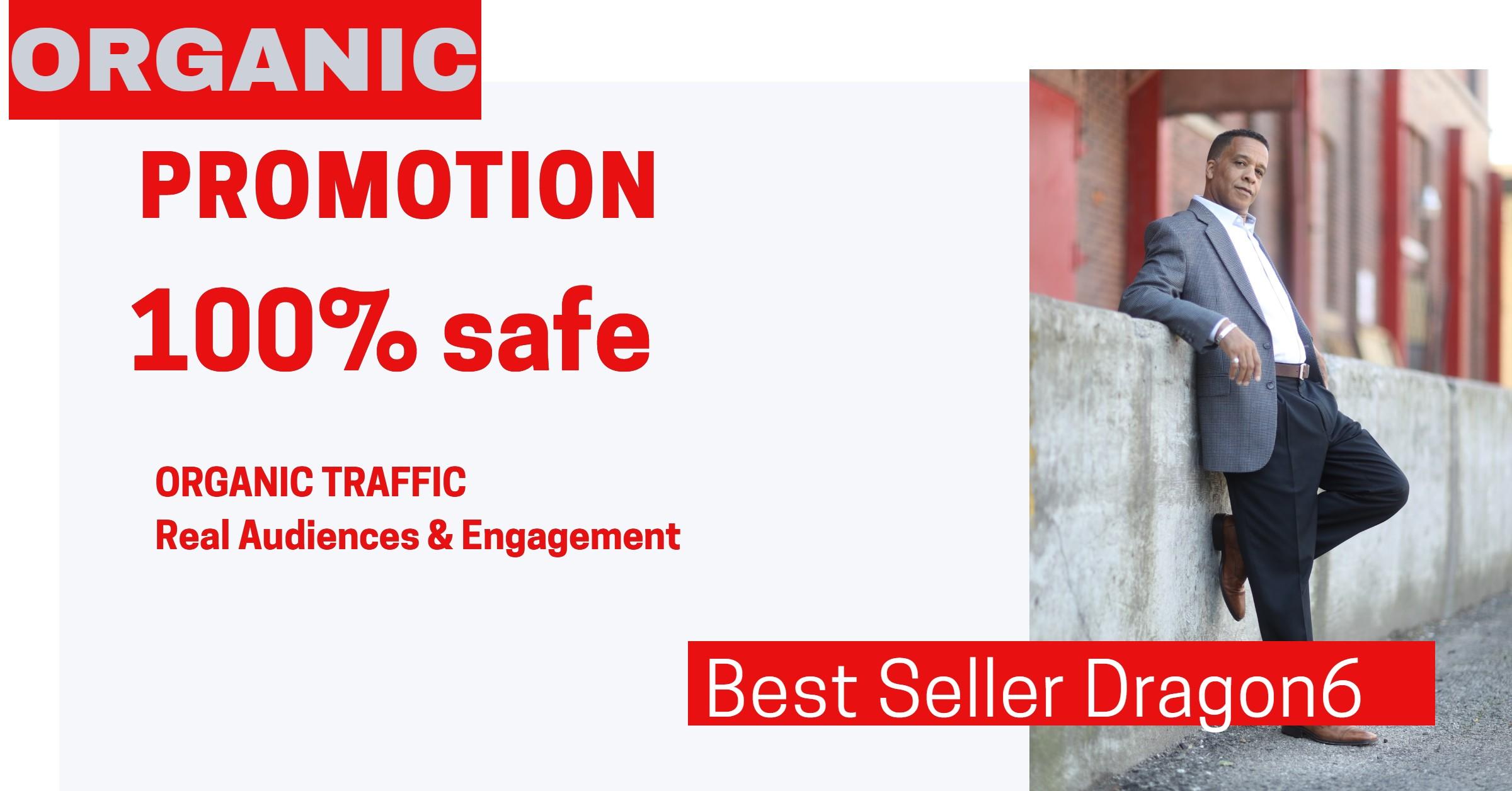 HQ instant Promotion & social media marketing