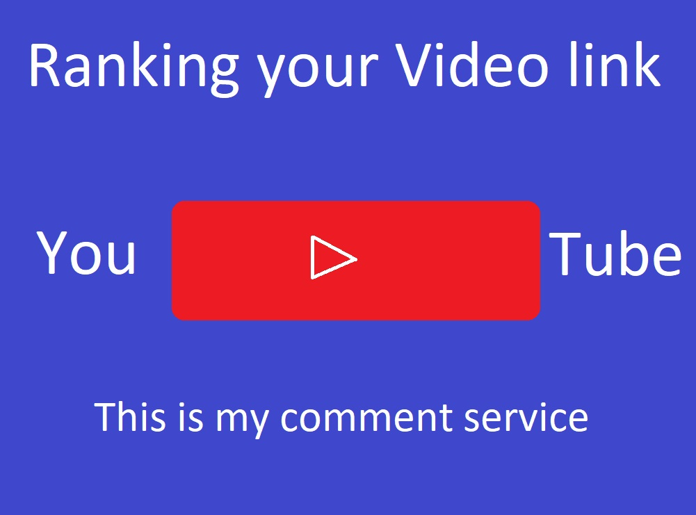 YouTube Real promotion 20 on your video link