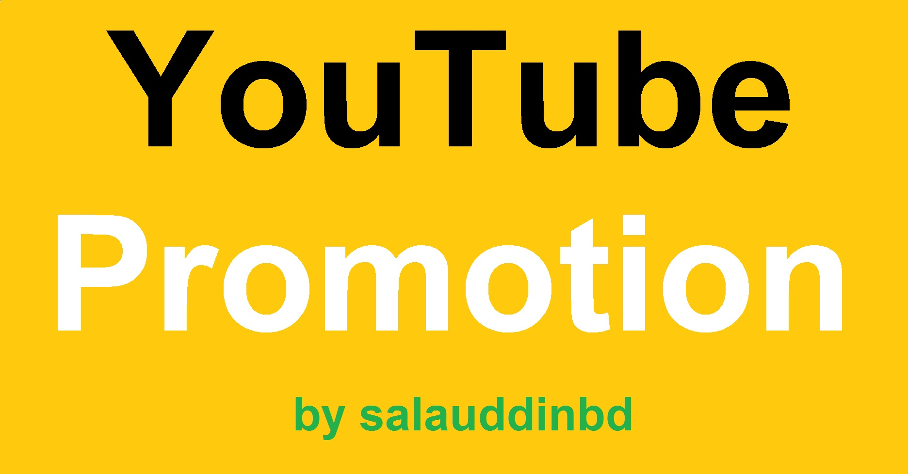 Social Media And YouTube Video High Quality Promotion Marketing