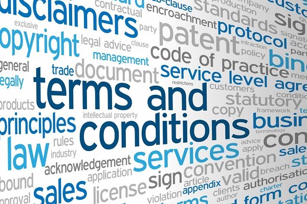 Create a Terms of Use & Privacy Policy For Your Website