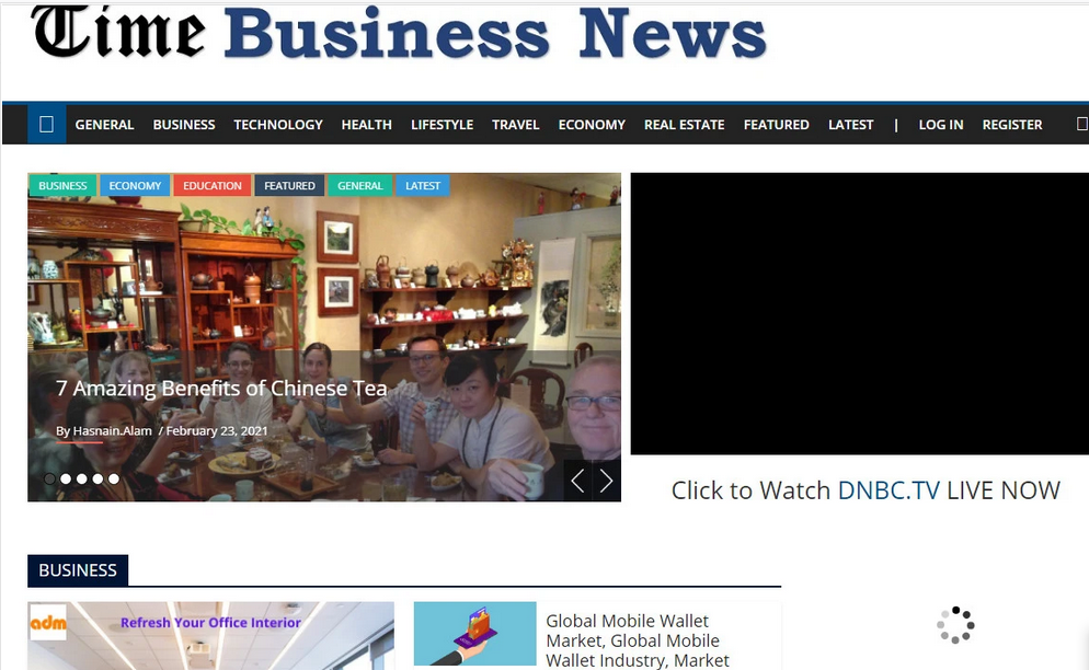write and publish guest post on Timebusinessnews. com DA50