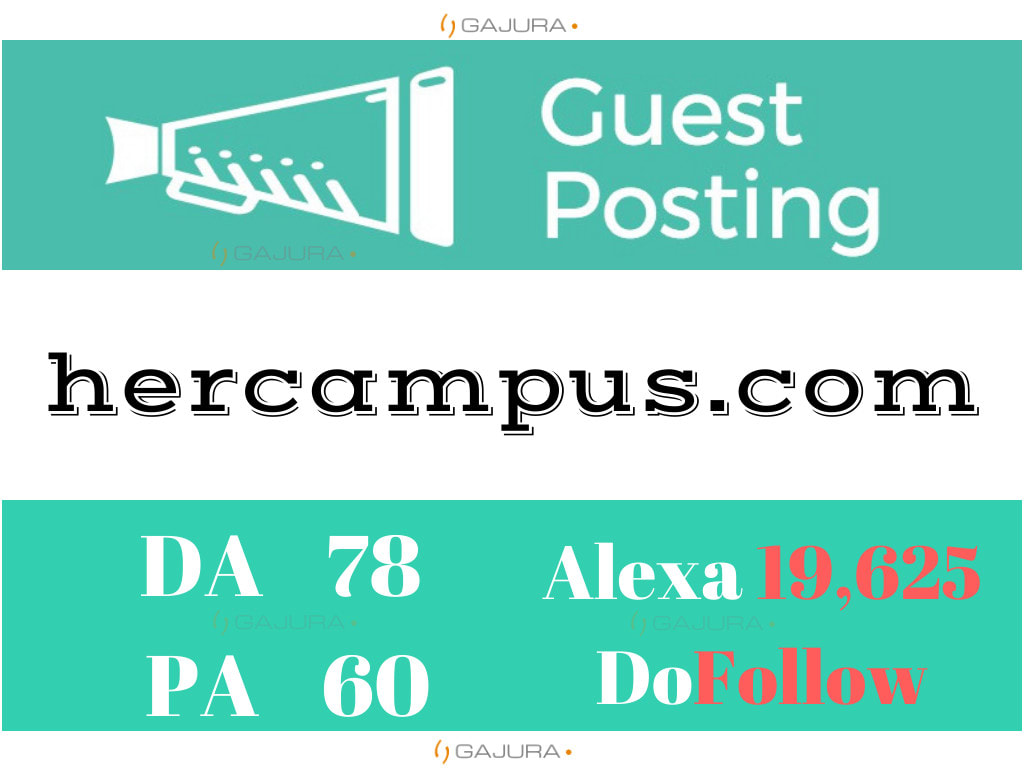 Write and publish guest post on Hercampus. com and Pbworks. com da 78,  tf 59
