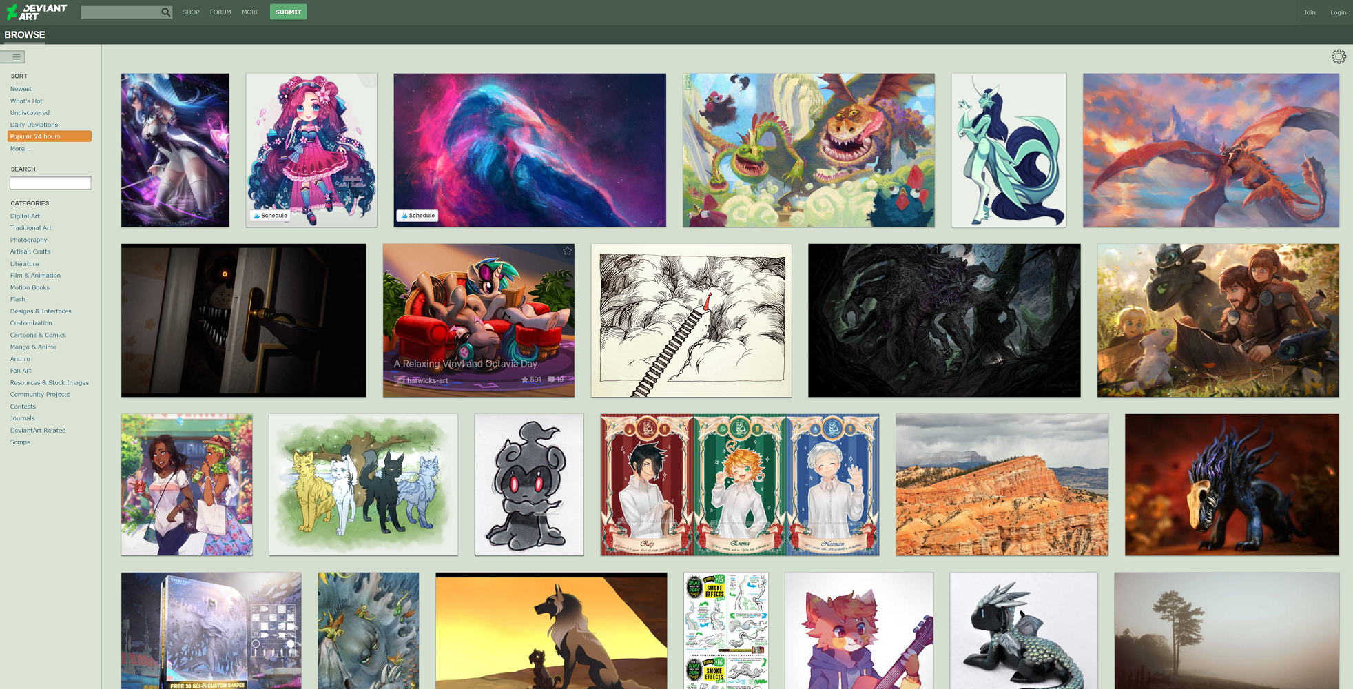 New offer - Write and publish guest post DA87 on DeviantArt - Online Art Gallery and Community