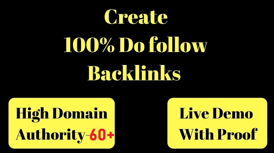 Build 11 Manual USA DoFollow backlinks for SEO