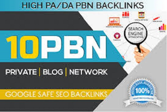 Manually Build 20 UNIQUE HOMEPAGE PBN backIinks DA 50 for 20