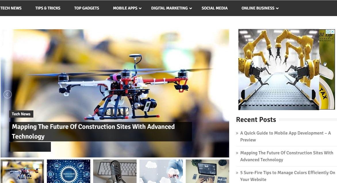 Publish Guest Post on Techwebspace Technology Blog
