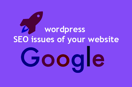 I will fix wordpress SEO issues of your website