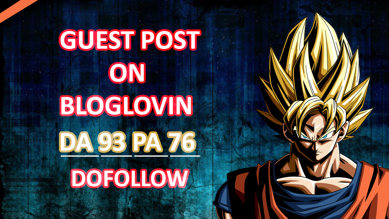 I will Publish Guest Post on Bloglovin
