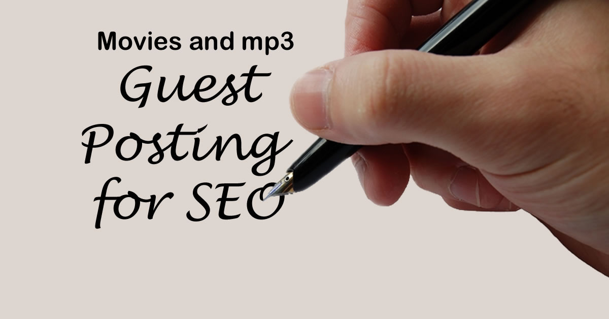 Movies And Mp3 Site Guest Post 100 Manual