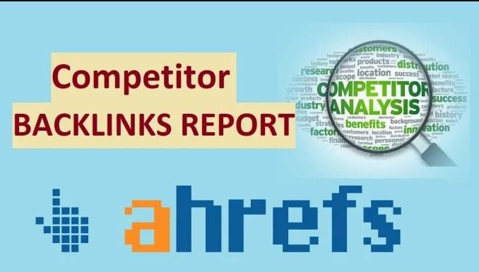 Full Ahrefs Backlinks report for any 10 websites