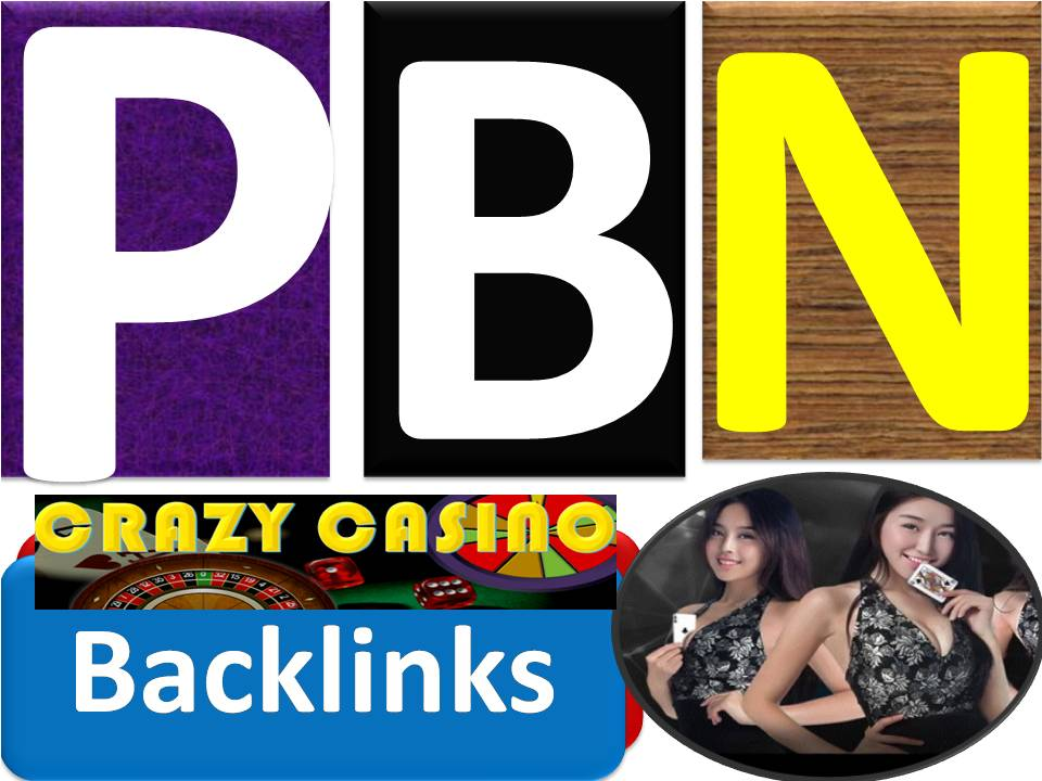 Boost Your site with 51+ High Quality CASINO/GAMBLING/POKER PBNs backlinks with fast delivery
