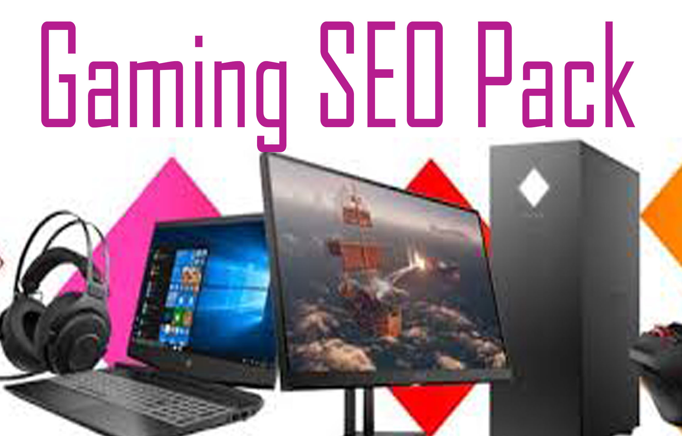 Rank on Google 1st page with powerfully Gaming backlinks with very fast service