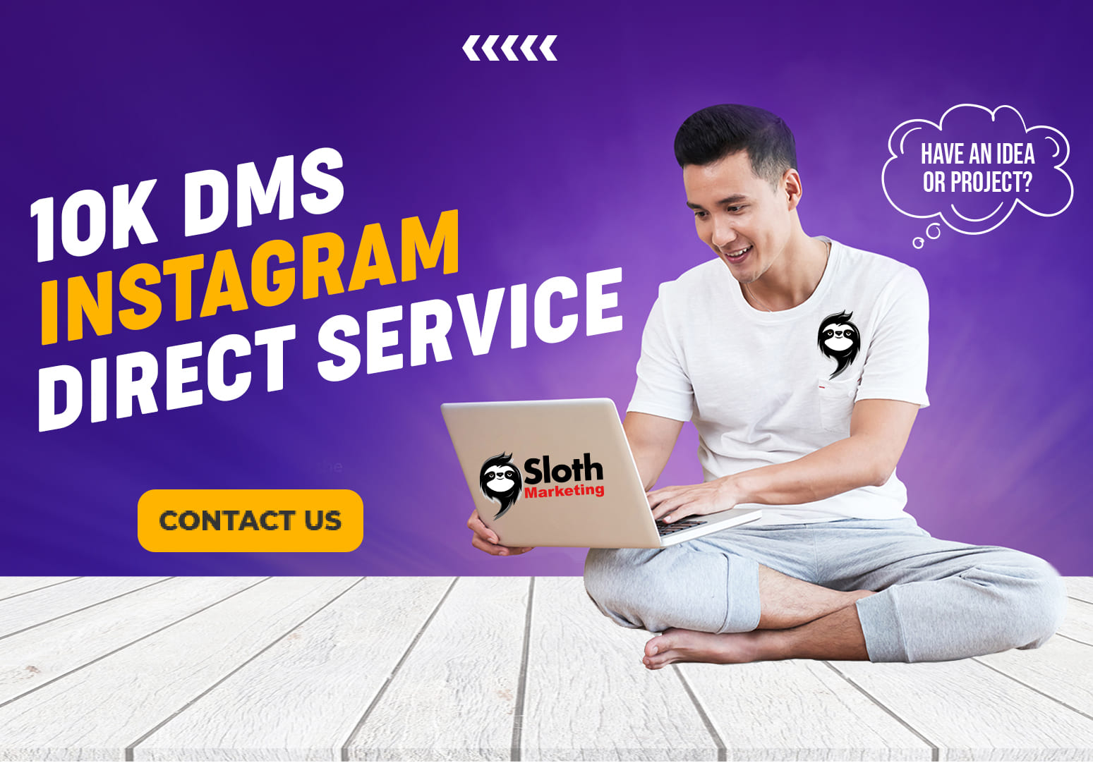 10K instagram direct message or dms for promote your business