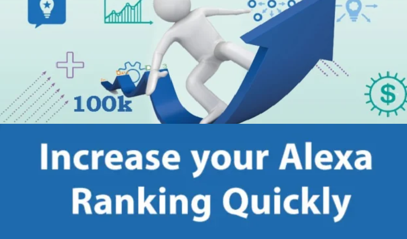 Improve Alexa Global Rank TOP 500K within a month