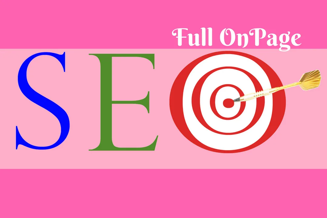 Do Professional full Onpage SEO For Google Rank