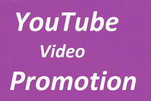 YouTube video promotion Unlimited Revision world wide user