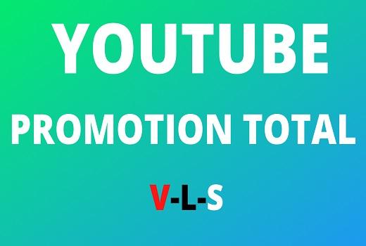 Promotion Organic High Retention Marketing YouTube Video Music