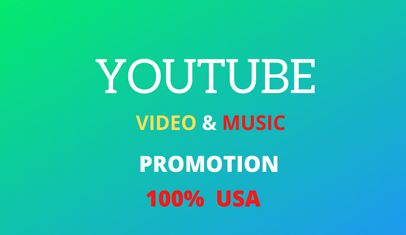 Promotion Organic Safe Marketing YouTube Video