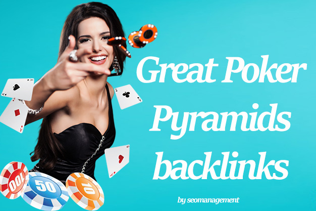 999 Poker PBN Pyramids backlinks Super boost SEO Link building for ranking high