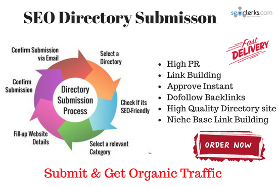 SEO Directory Submisstion for your Website or Link