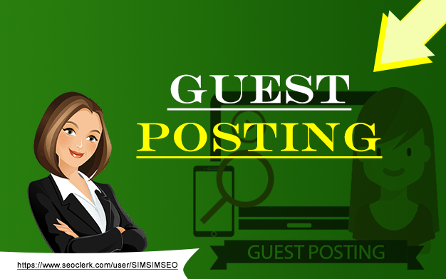 Latest- Update- 2020 Write and Publish guest posst on 25 High authority Dofollow blogs
