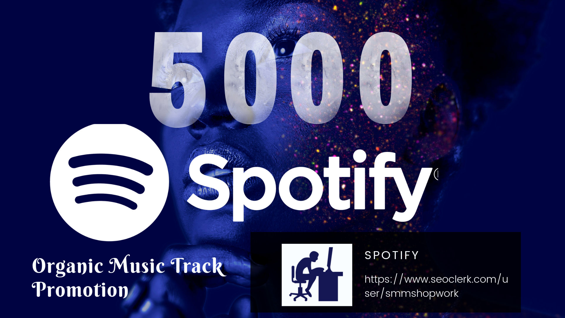 Promote Your Track On Organic Sp0tify music Promotion Monthly Listeners