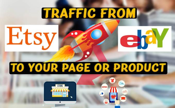 Get etsy store promotion for web traffic Get More favorites