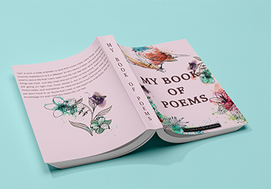 I Will Design Your Ebook and Book Cover