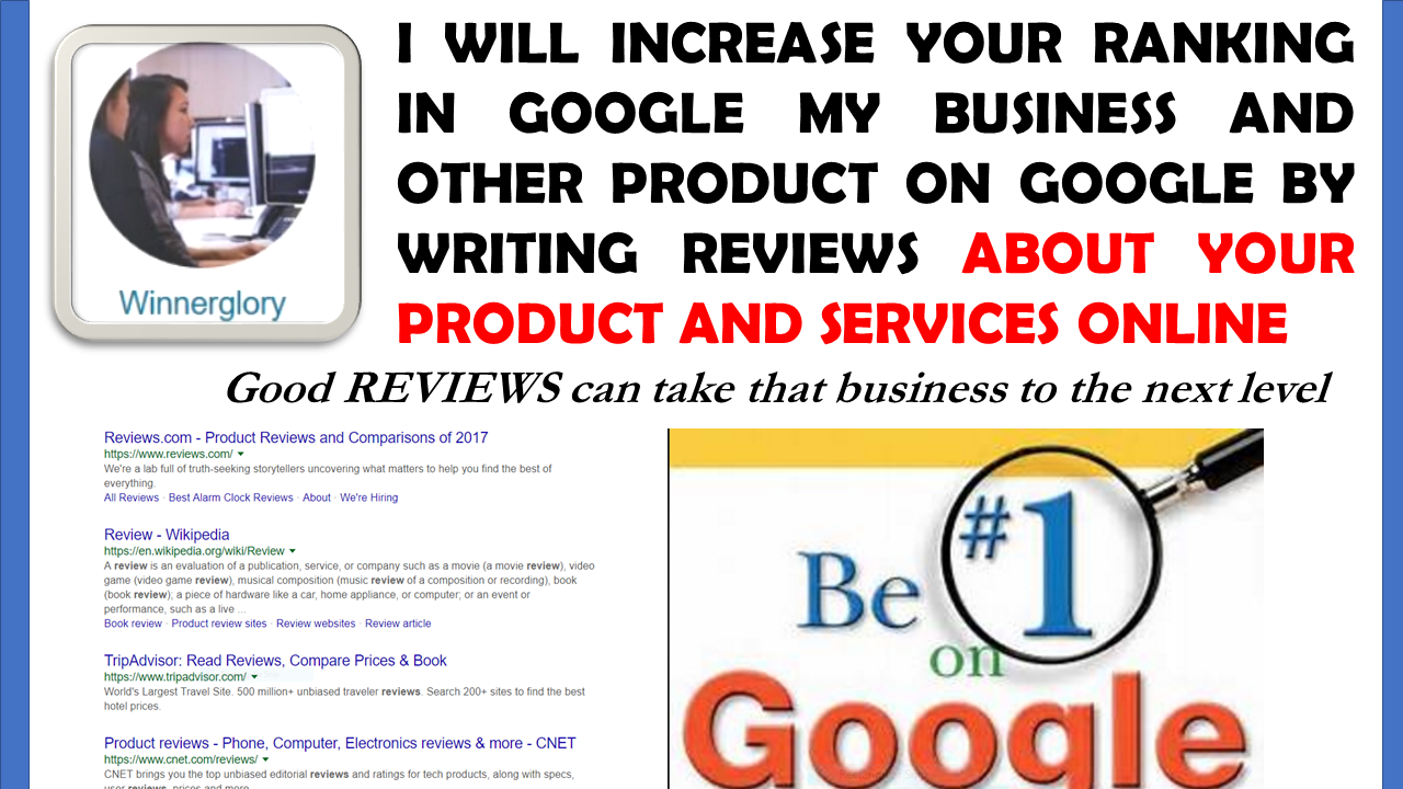 Increase Google My Business ranking by writing great Product description about gmb