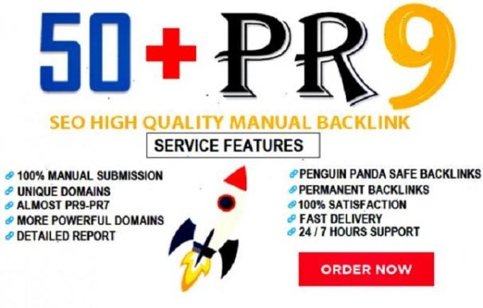 Create 50 High Quality Profile Backlinks