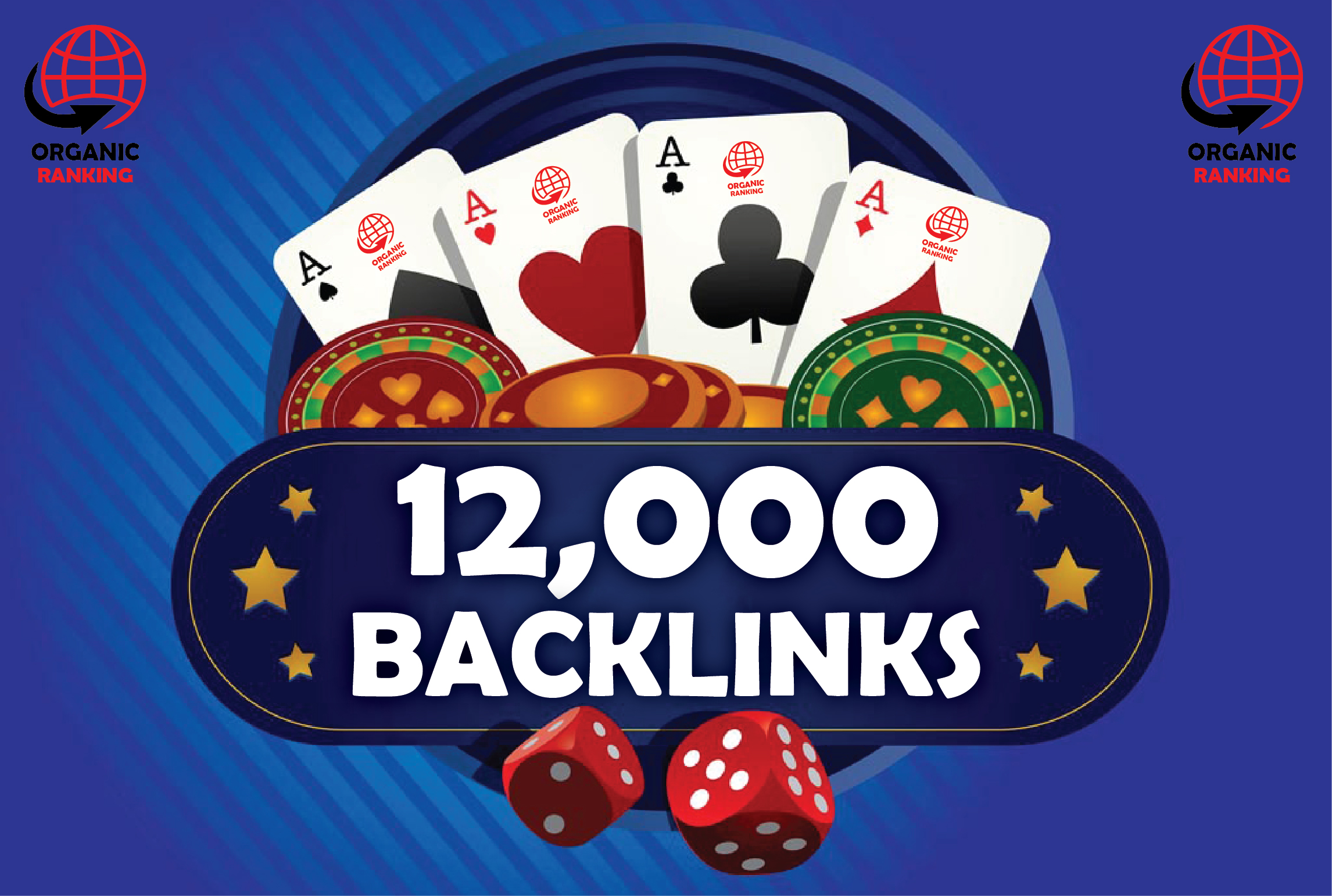 BUILD-12,000 Backlinks Casino, Poker, Gambling, Judi Bola, ufabet, Betting, Sbobet, With HIGH DA-PA Links