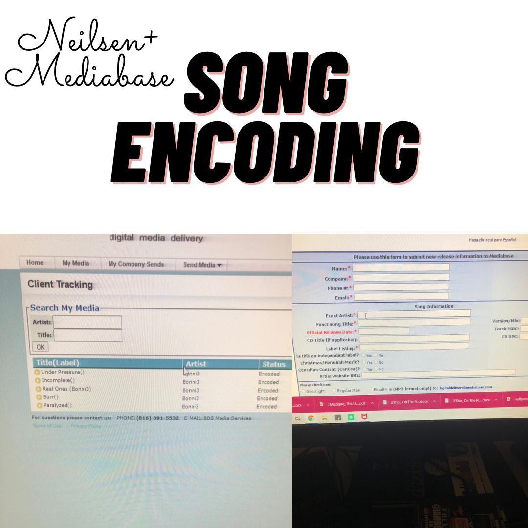 Billboard Charting Encode Service