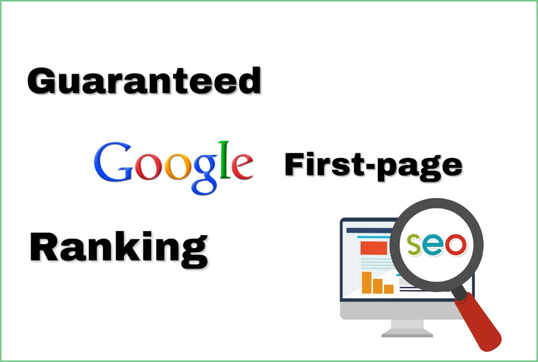 Guaranteed Google Page 1 Ranking - Great SEO and Link Building Services