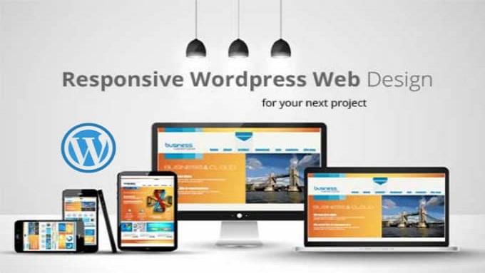 create a best professional wordpress business website